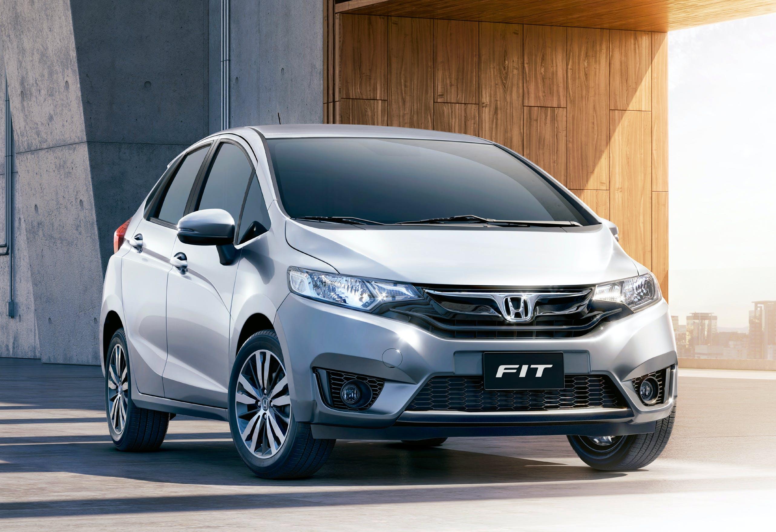 Honda Fit - Thumb