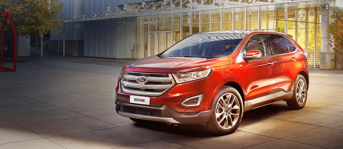 Ford Edge - Thumb