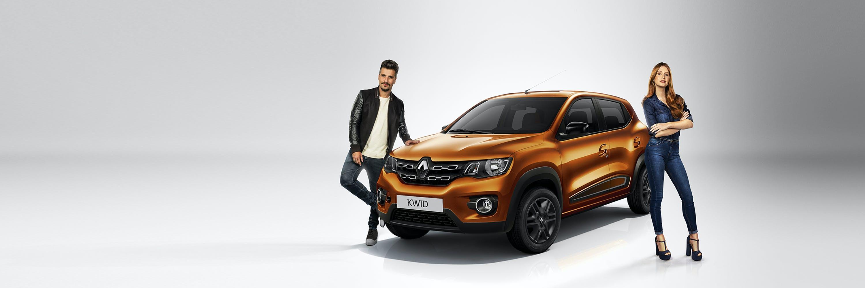 Renault Kwid - O SUV dos compactos