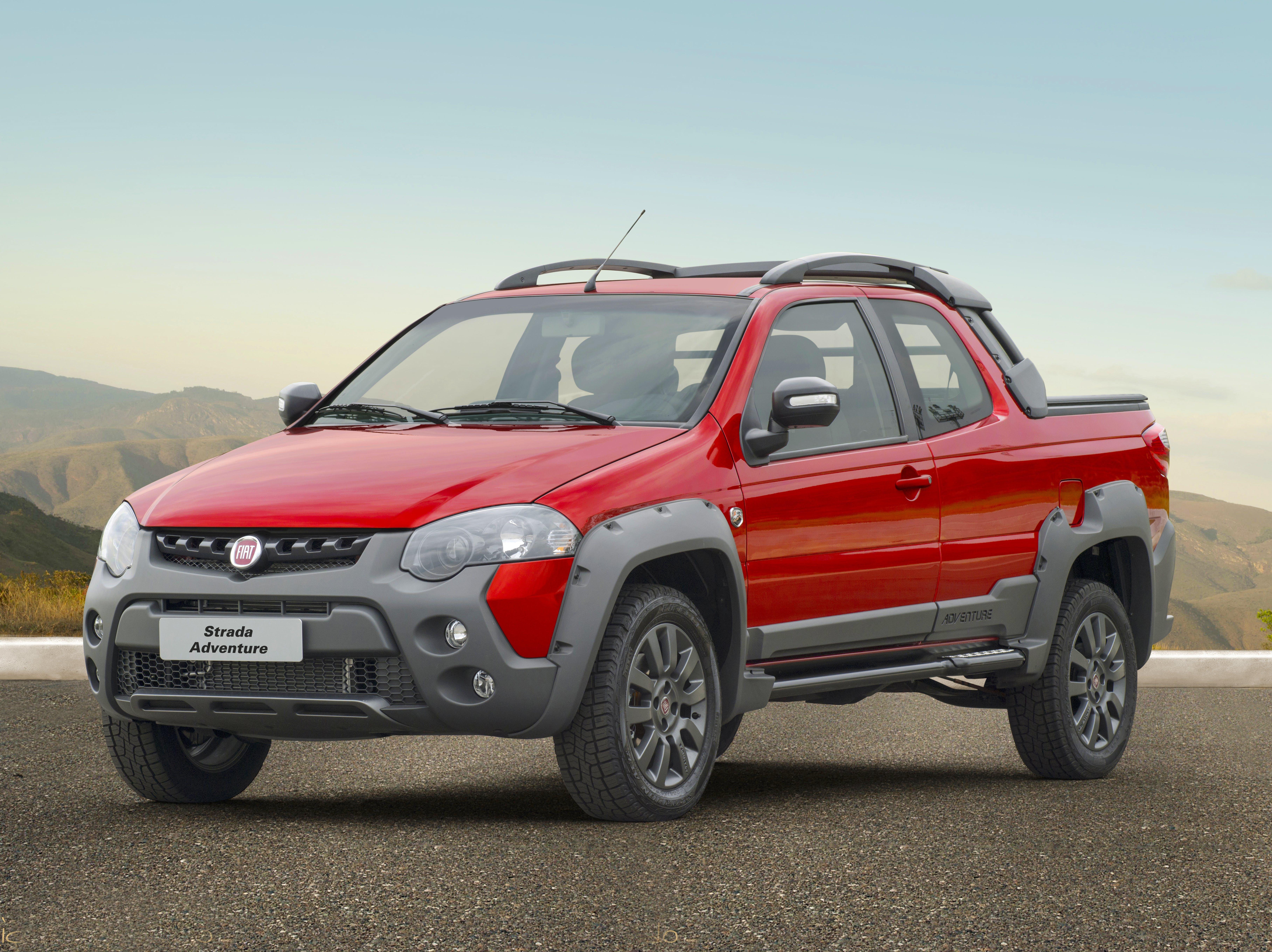 Fiat Strada - Thumb