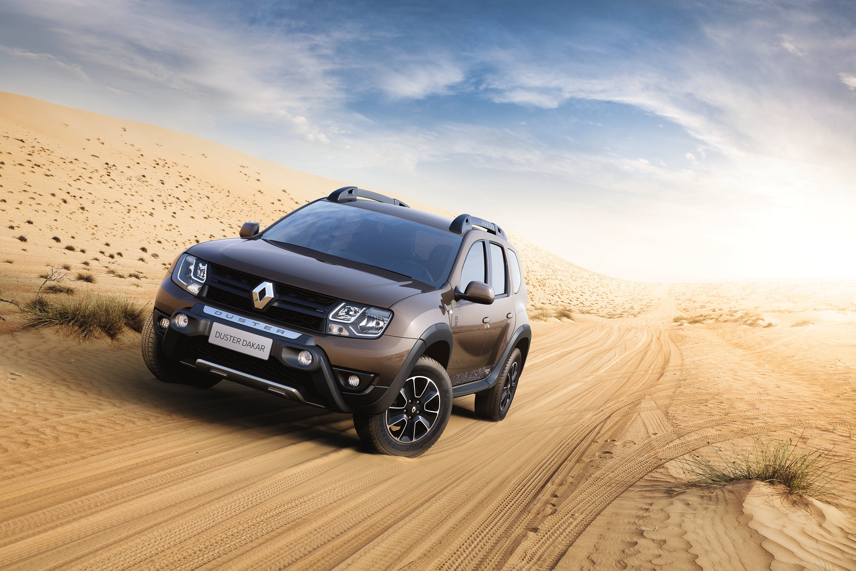 Renault Duster - Thumb