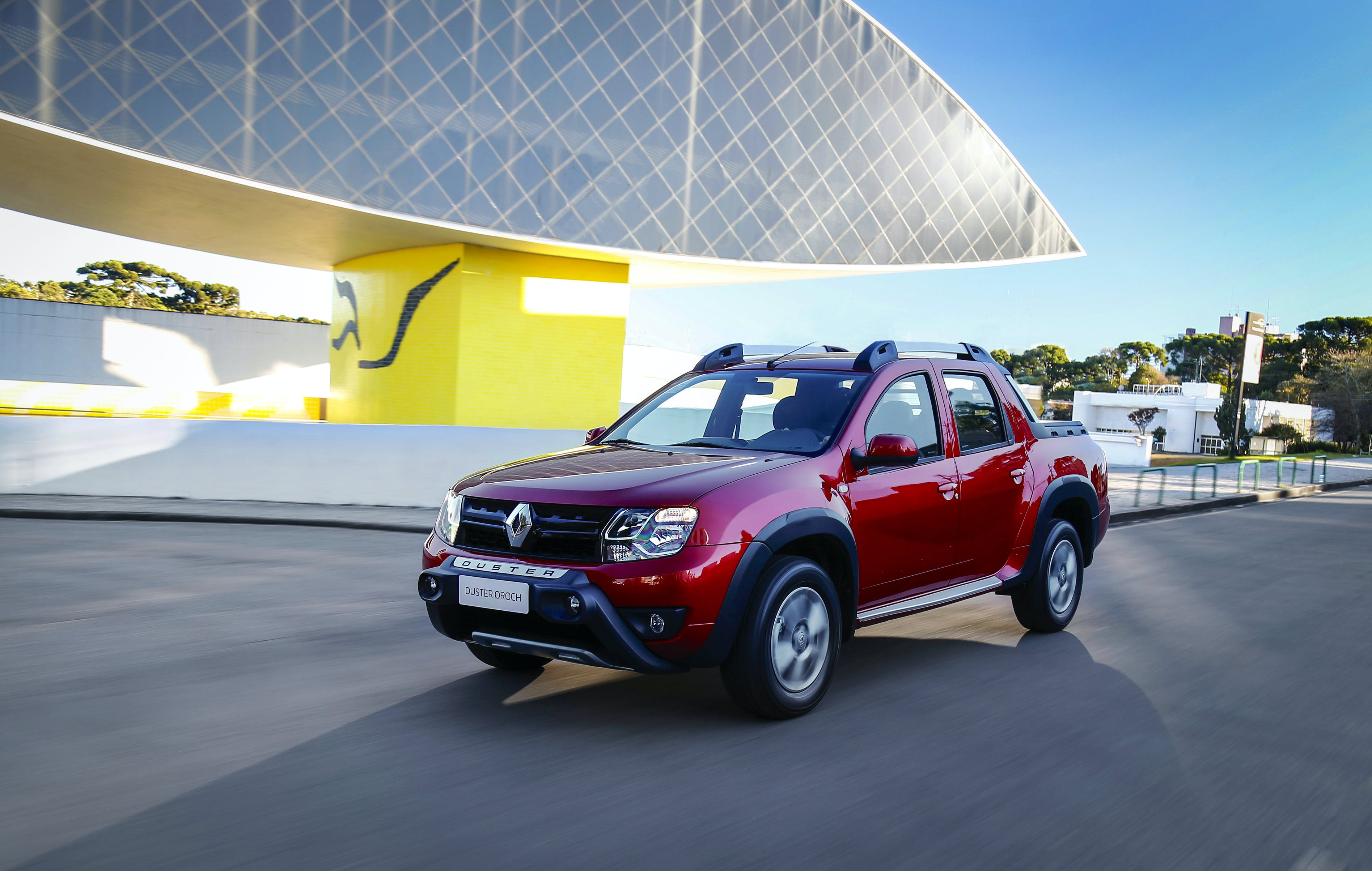 Renault Duster Oroch - Thumb