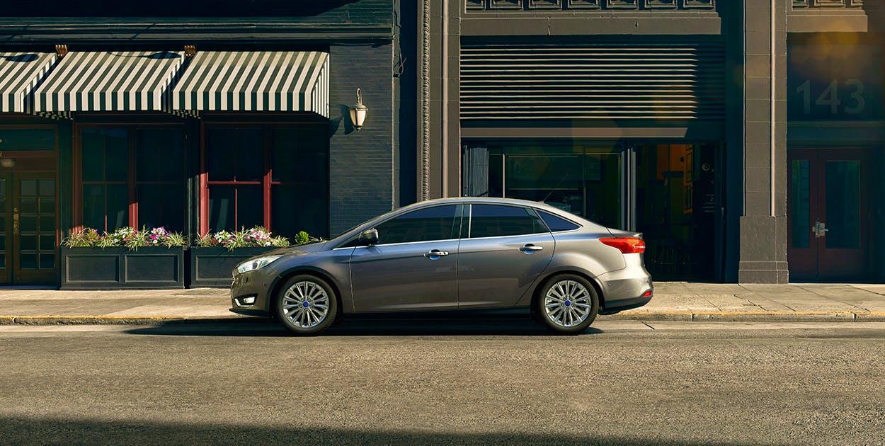 Muito mais que um Sedan: é um Focus Fastback