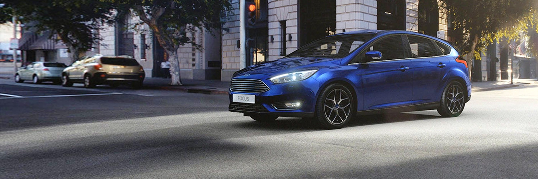 Ford Focus SE Plus Automático 2.0