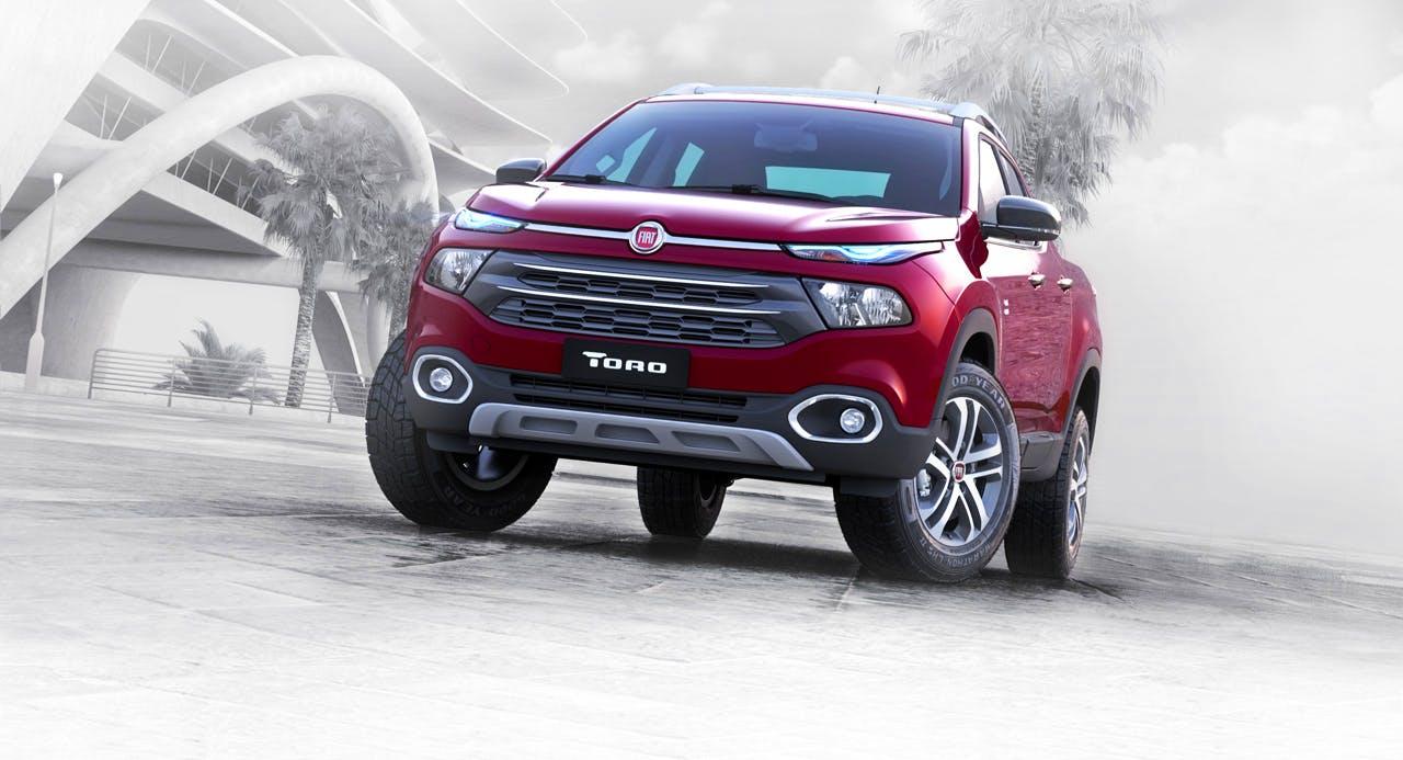 Fiat Toro - Thumb