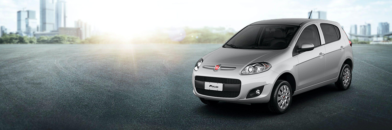 Fiat Palio Attractive 1.4