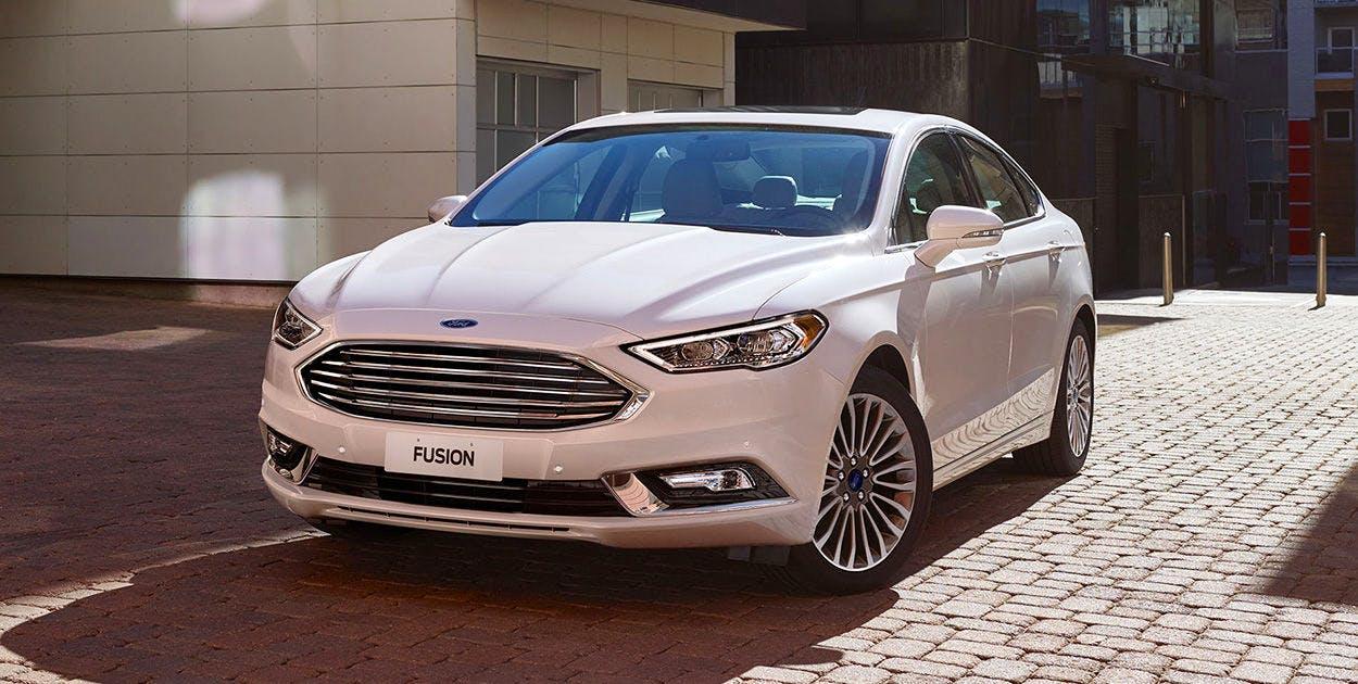 Ford Fusion - Thumb