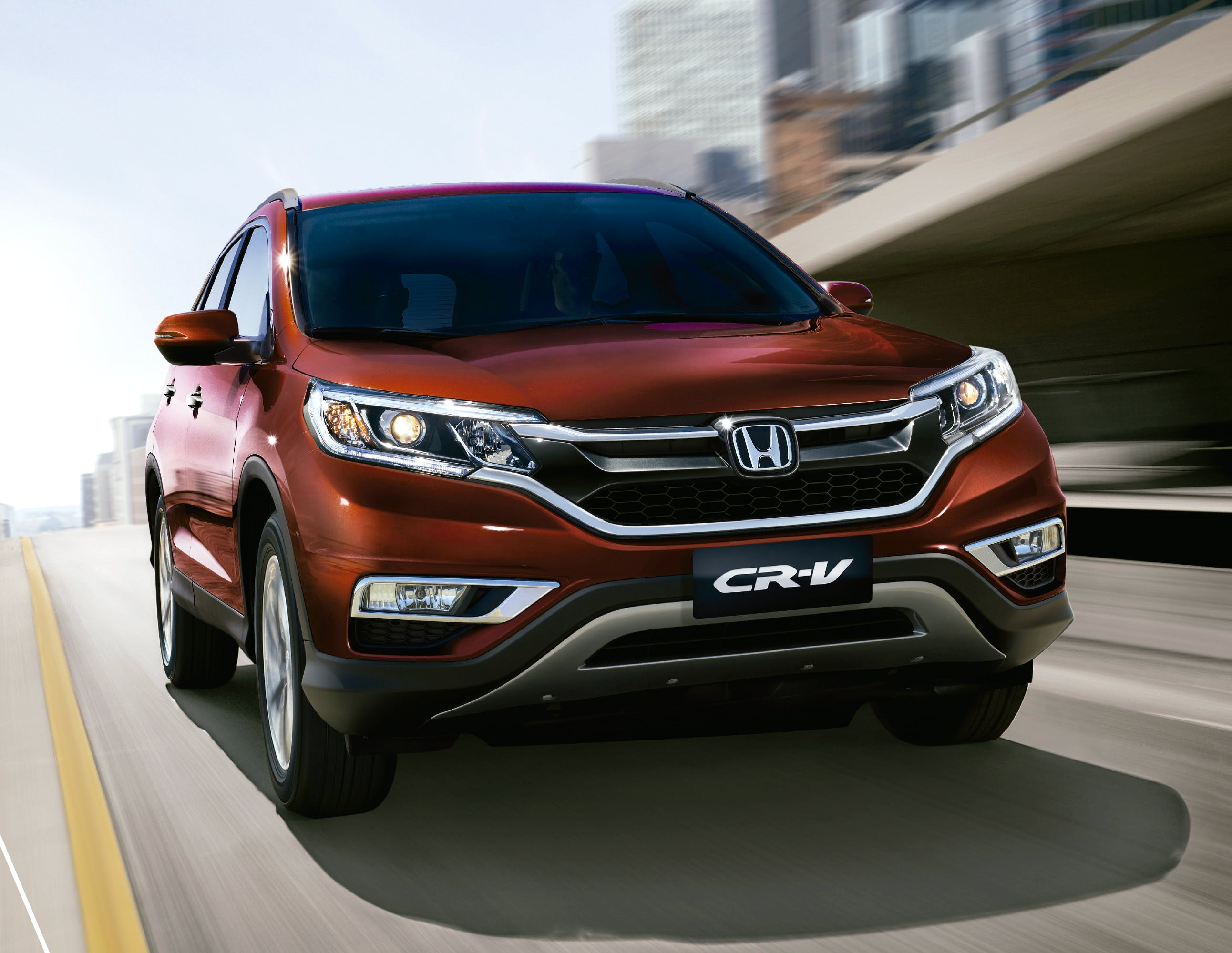 Honda CR-V - Thumb