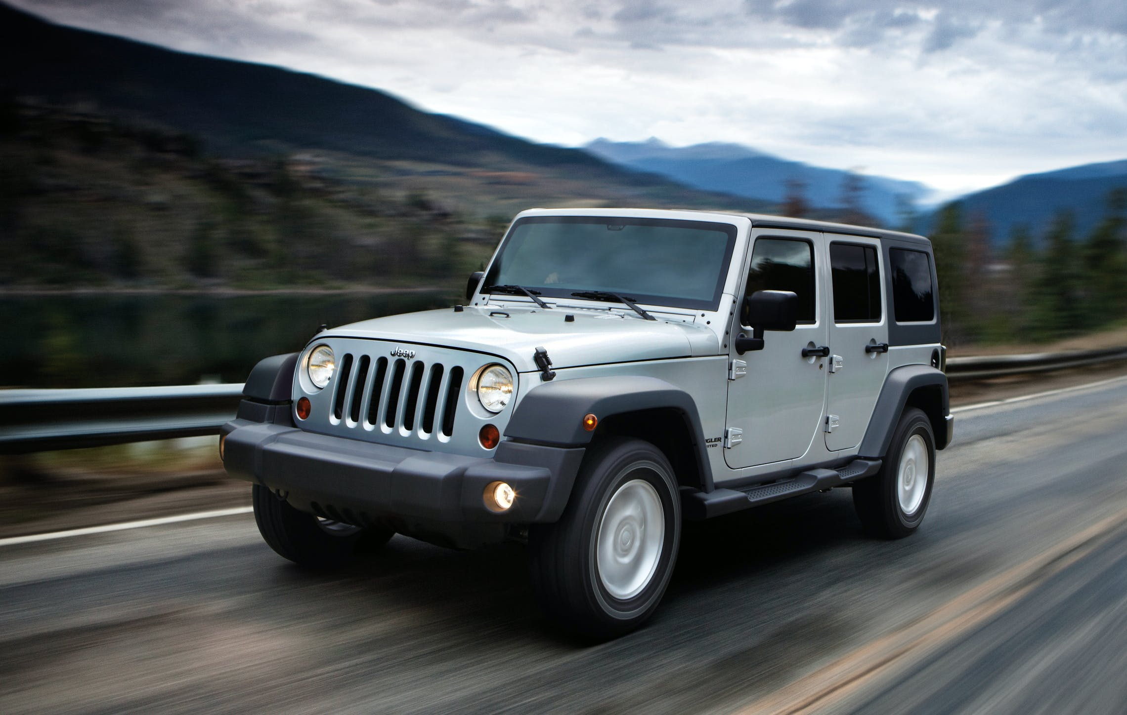 Jeep Wrangler - Thumb