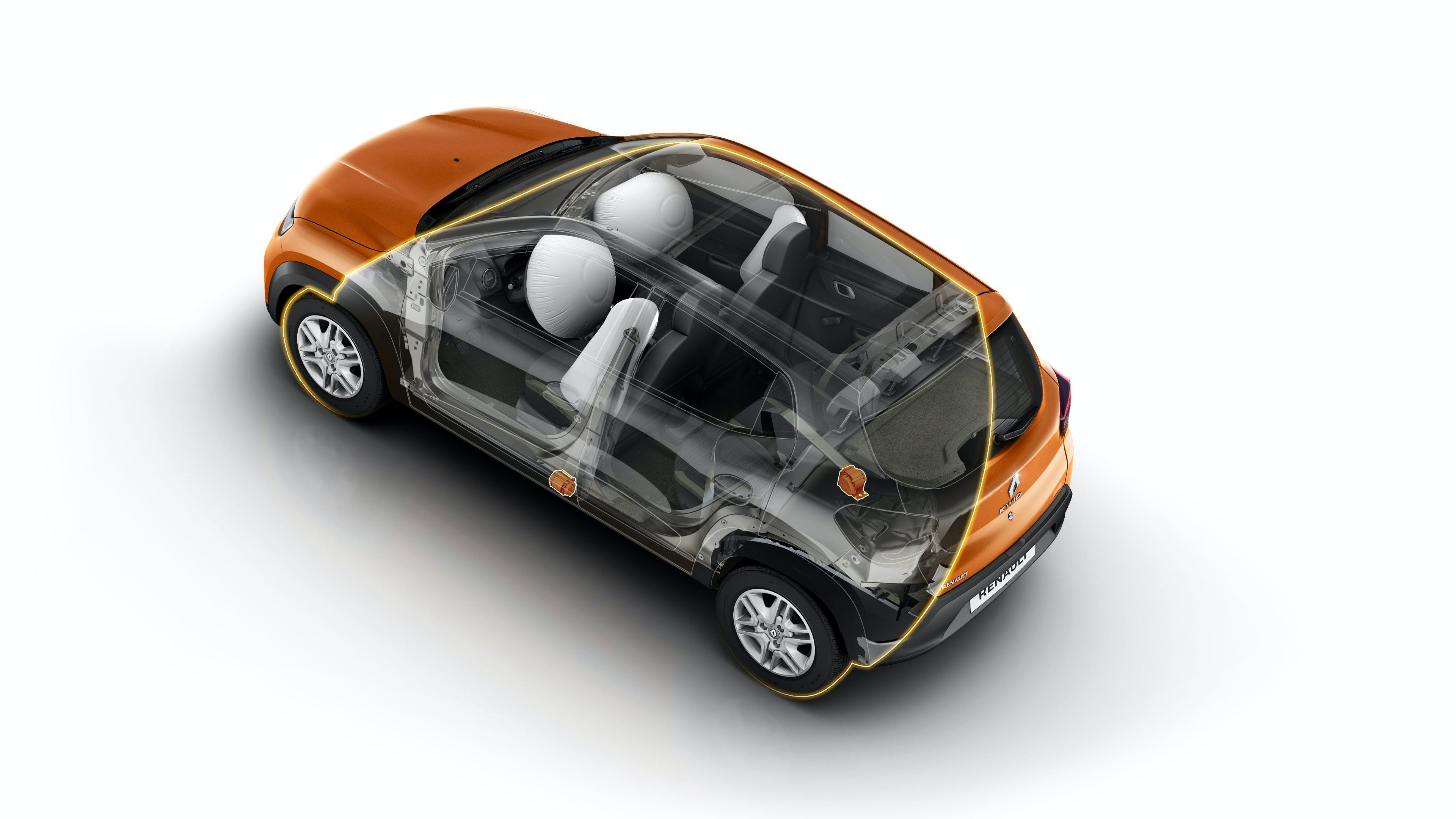 Segurança de SUV