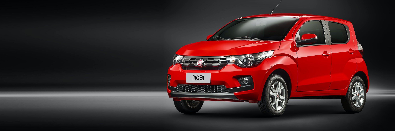 Fiat Mobi Drive 1.0 GSR 2018