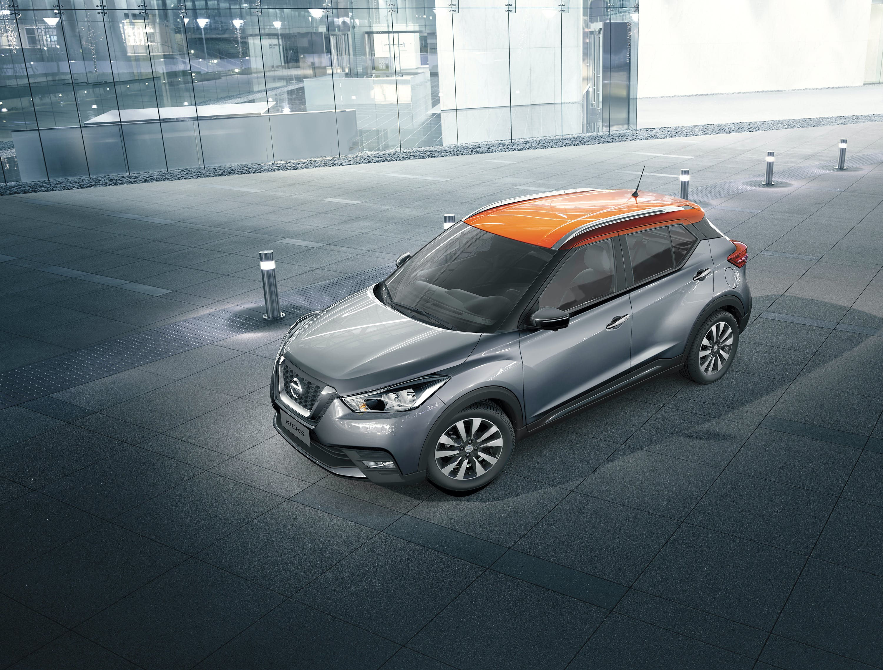 Nissan Kicks - Thumb