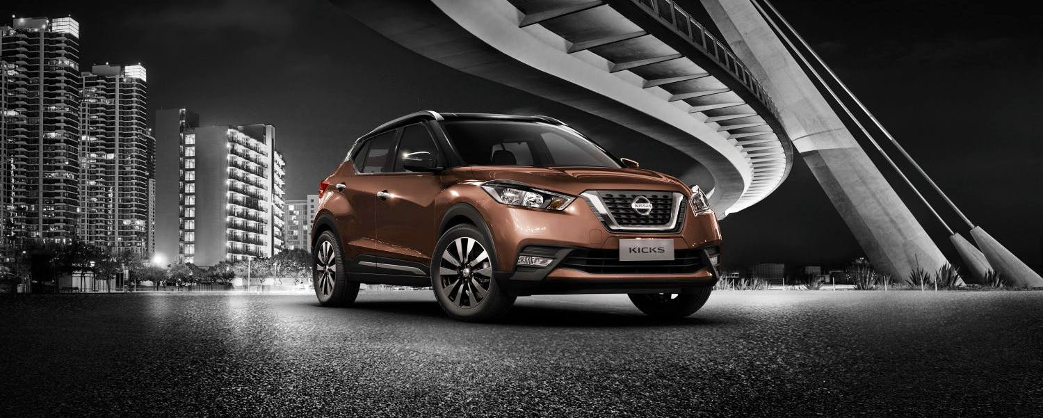 Nissan Kicks S MT 2018