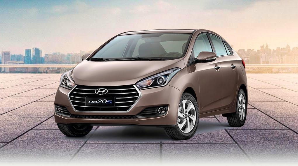 Hyundai HB20S - Thumb