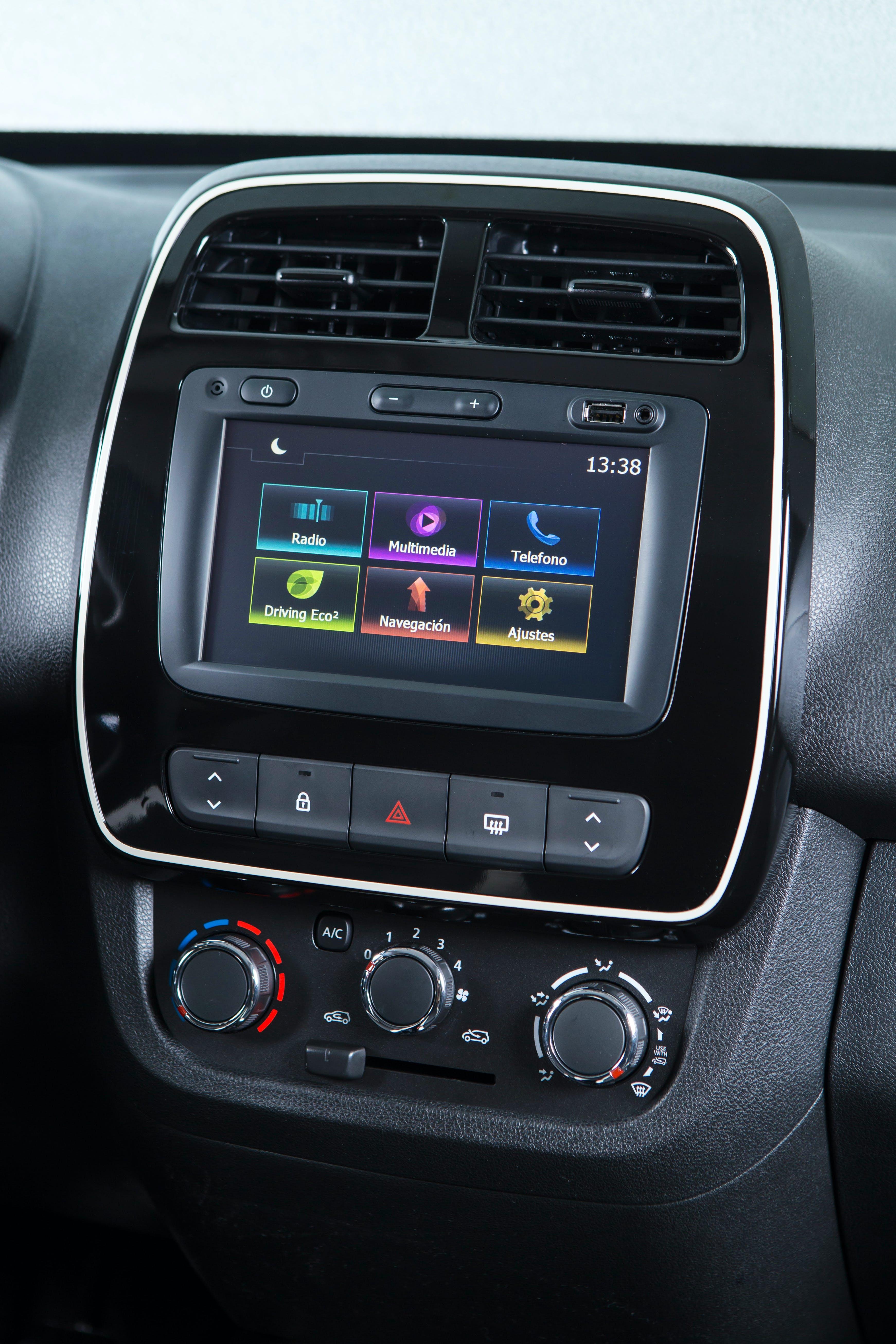"""Media Nav 7"""" Touchscreen"""