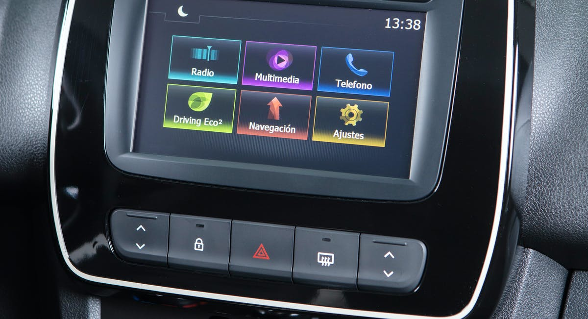 "Media Nav 7"" Touchscreen"