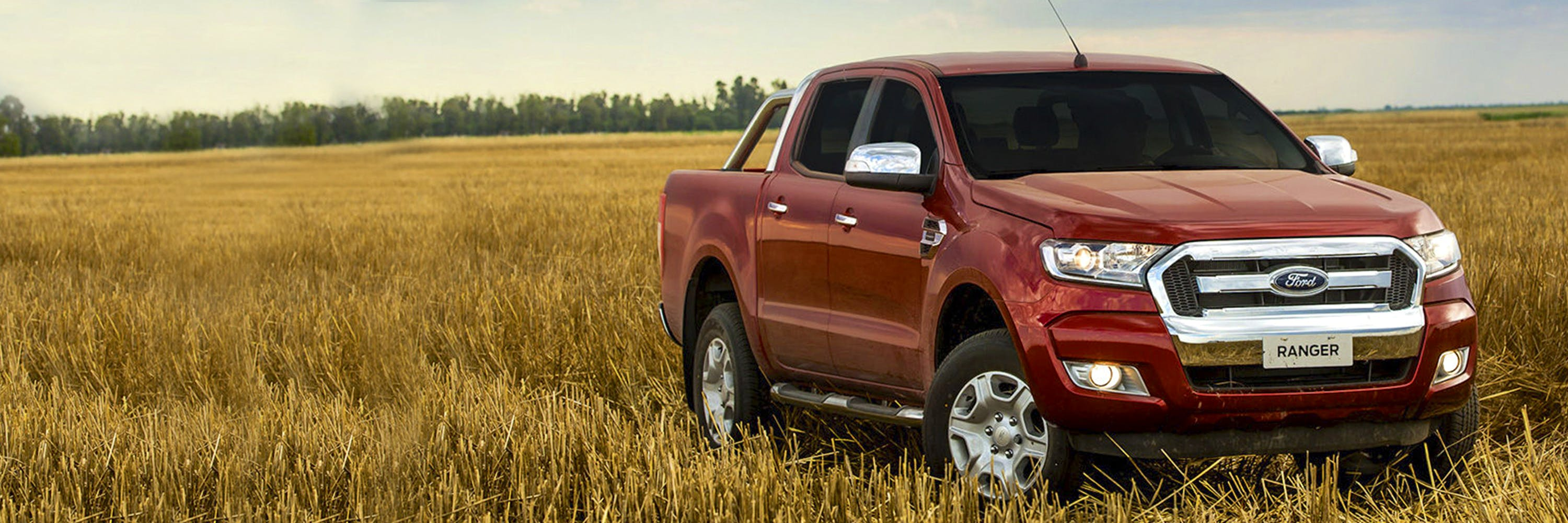Ford Ranger Limited 3.2 Diesel 4x4 AT 2019