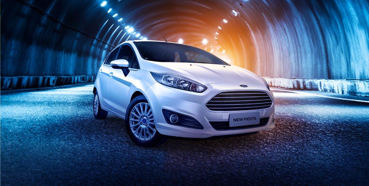 Ford New Fiesta Hatch - Thumb