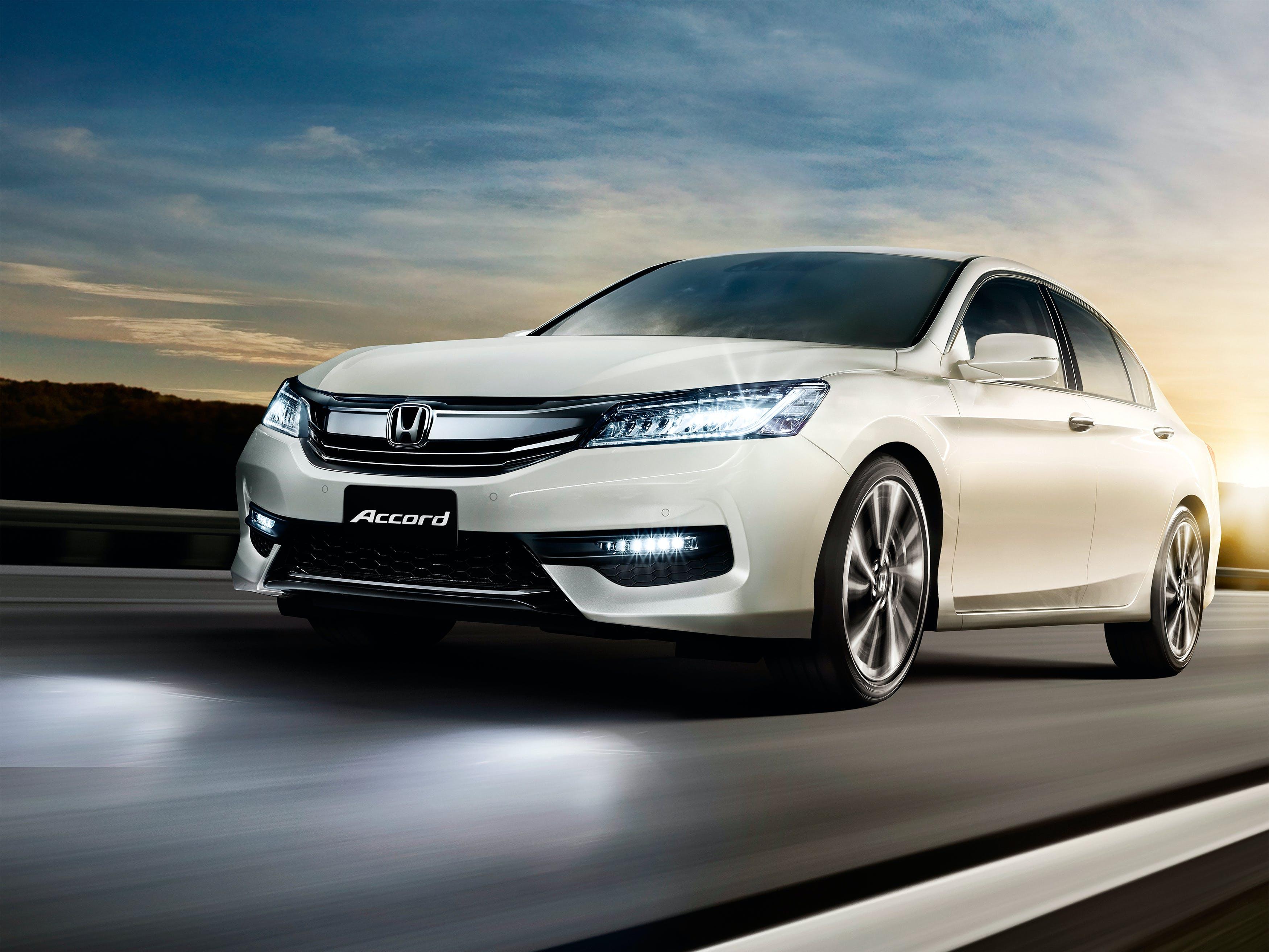 Honda Accord - Thumb