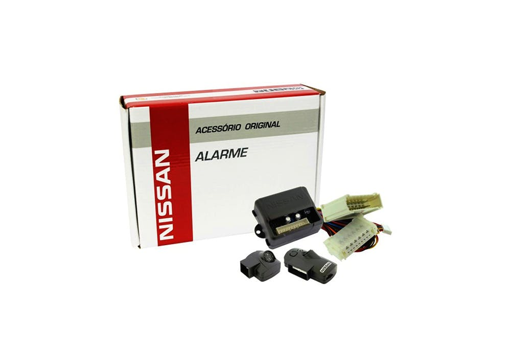 Alarme Nissan March