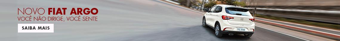Saiba mais Sobre o Novo Fiat Argo