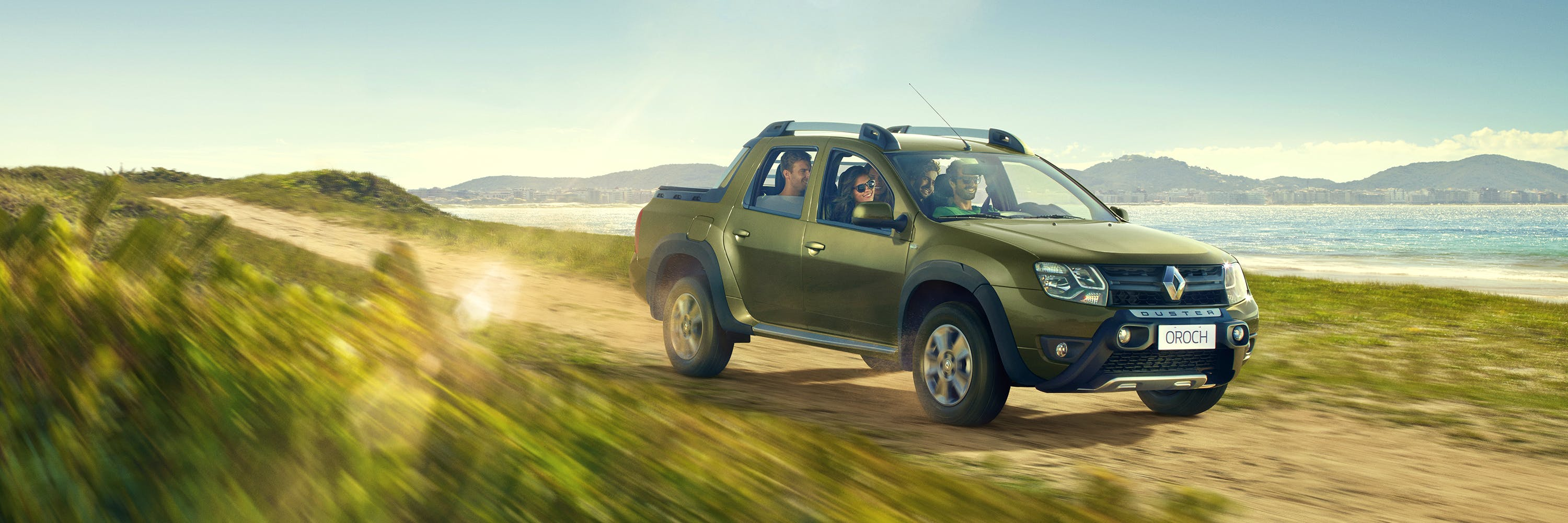 Renault Duster Oroch Expression 2019