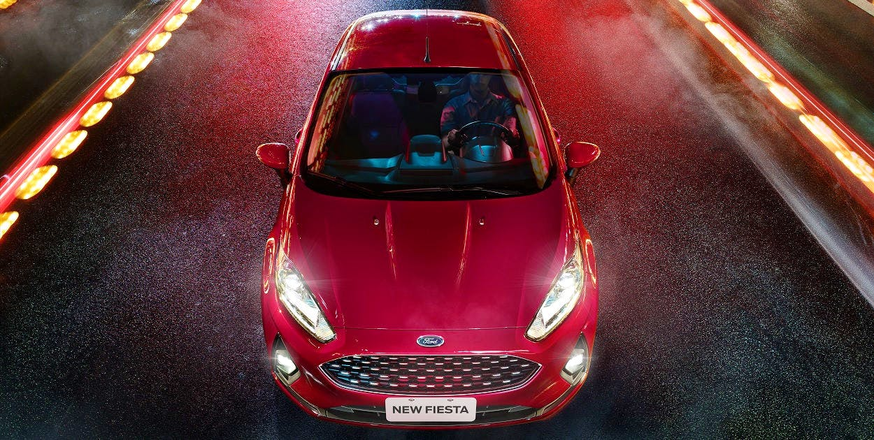 Ford New Fiesta Hatch - Thumb