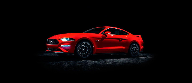 Ford Mustang - Thumb