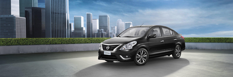 Nissan Versa 1.6 SL AT CVT 2019