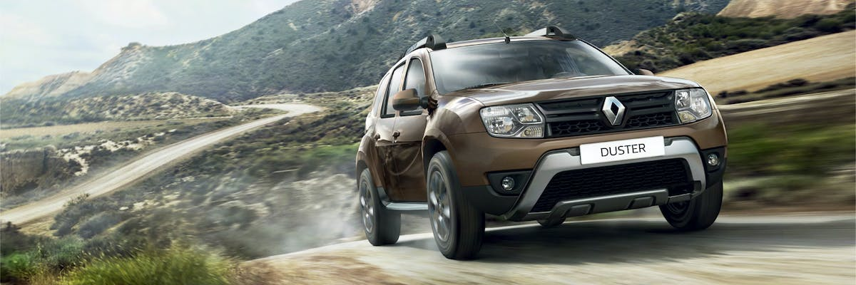Renault Duster Expression 2020
