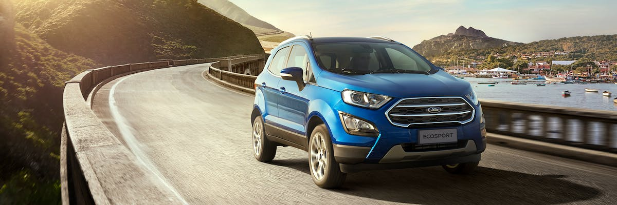 Ford Ecosport SE Direct 1.5 AT 2019