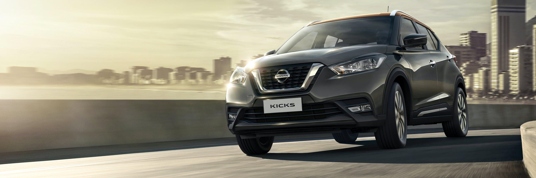 Nissan Kicks S CVT 2018