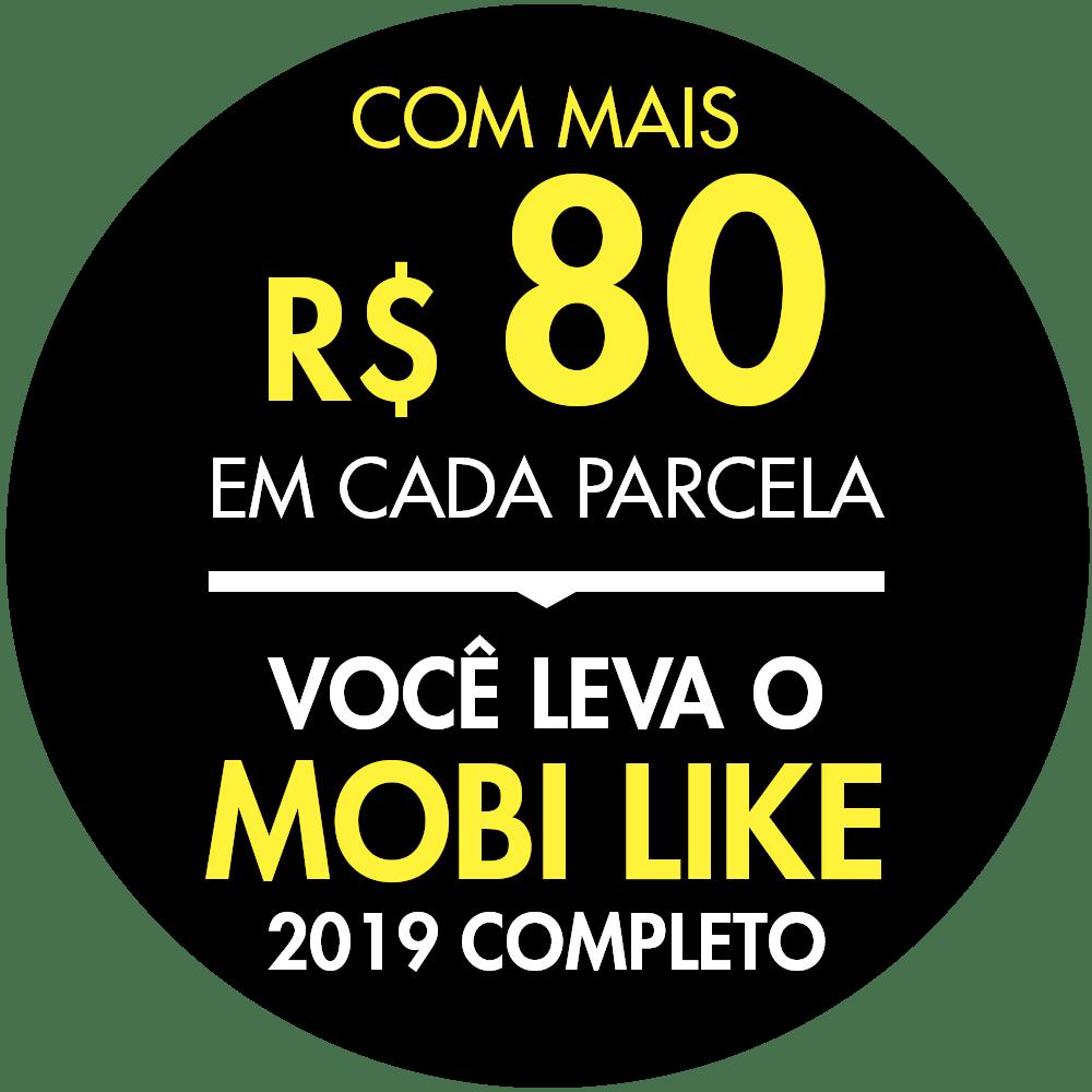 Fiat Mobi Easy Comfort 2019