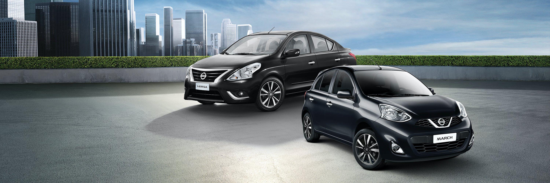 Nissan March e Versa 1.6