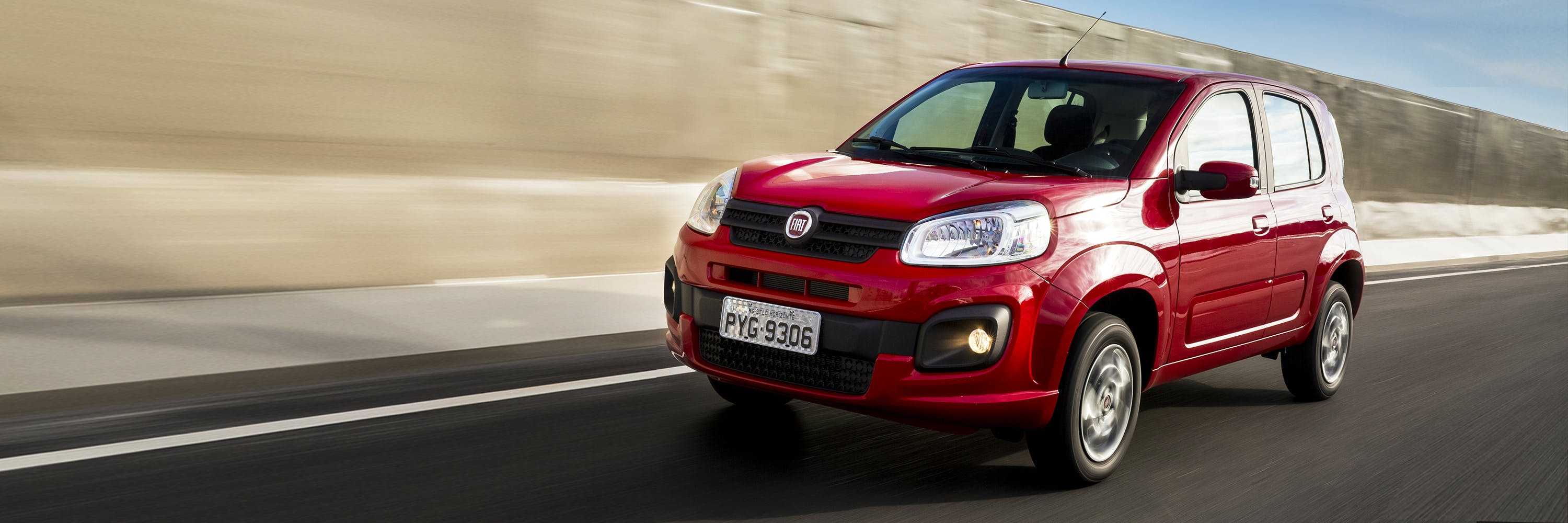 Fiat Uno 1.0 Fire Attractive 2019
