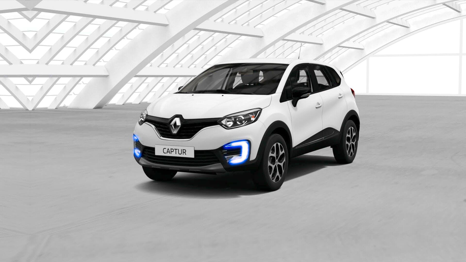 Renault Captur Intense 0km