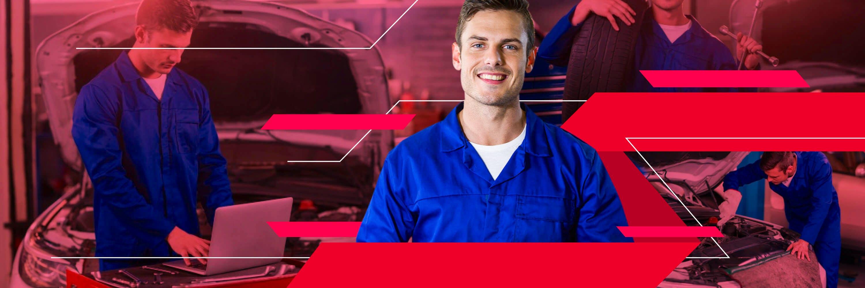 Peças, acessórios e serviços Nissan