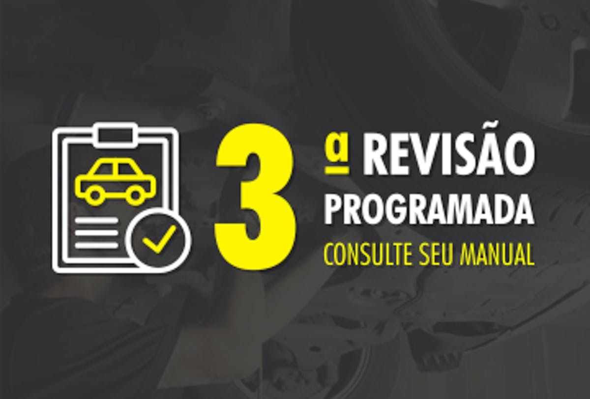 3ª Revisão Programada