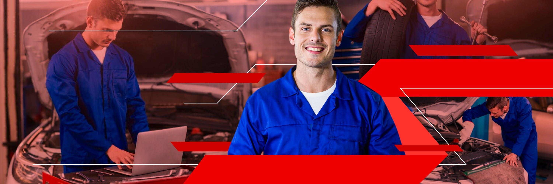 Peças, acessórios e serviços Honda