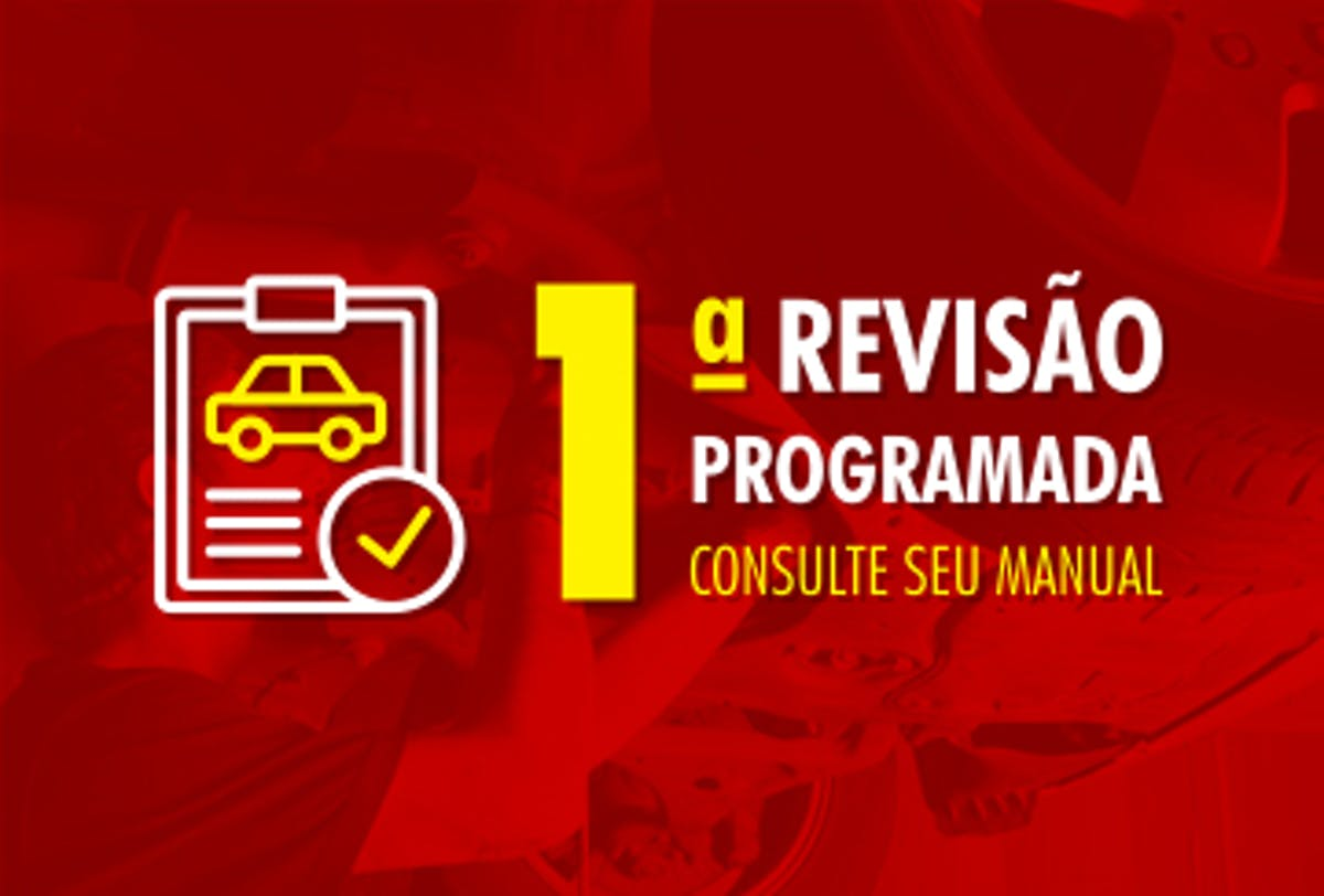 1ª Revisão Programada