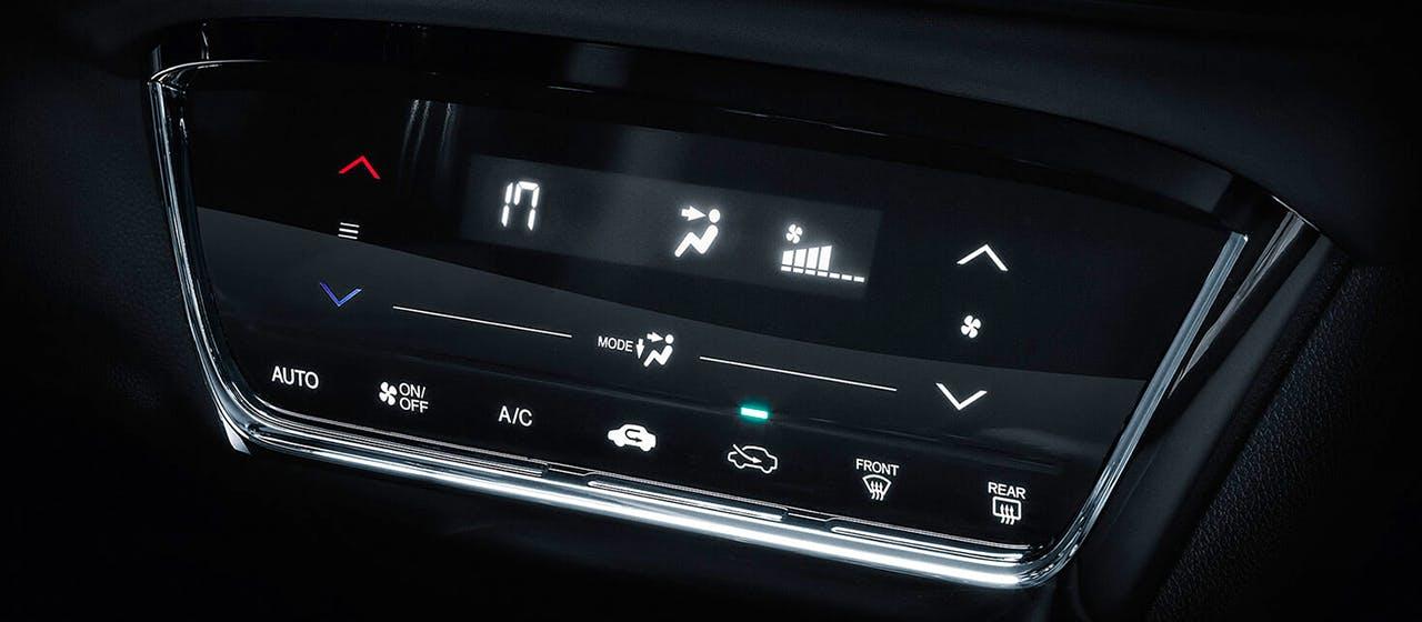 Ar-condicionado digital automático com tela full touchscreen
