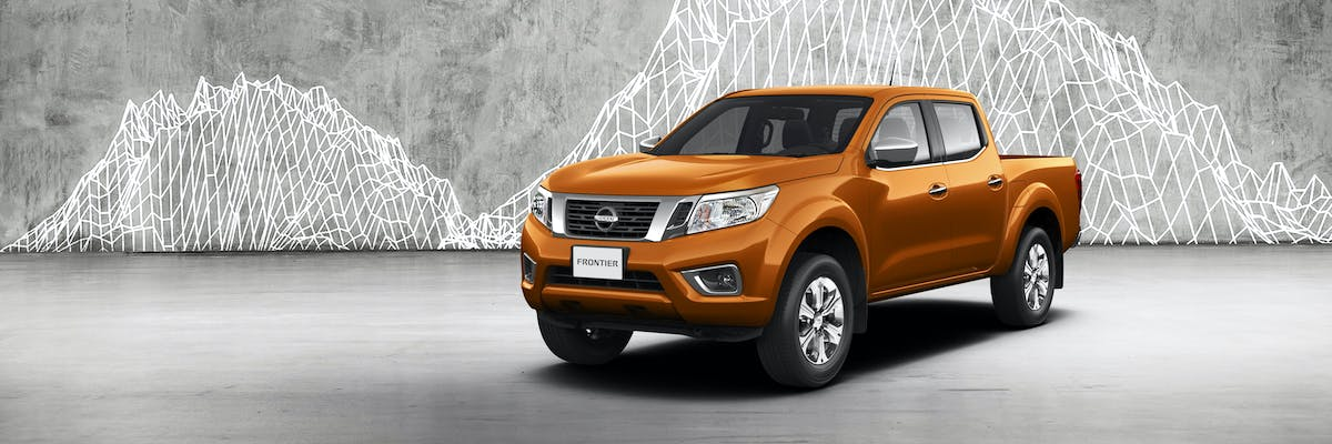 Nissan Frontier LE 4x4 AT 2019