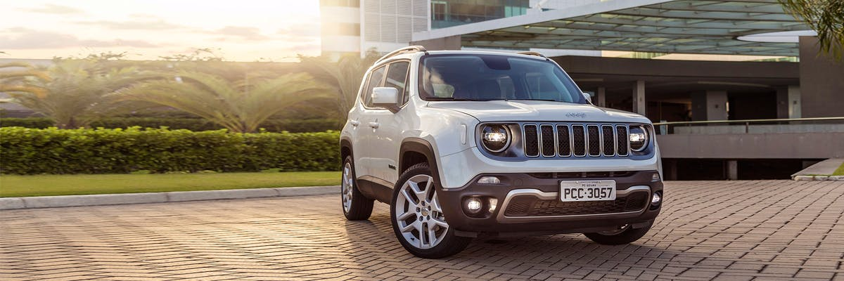 Jeep Renegade Longitude 2019