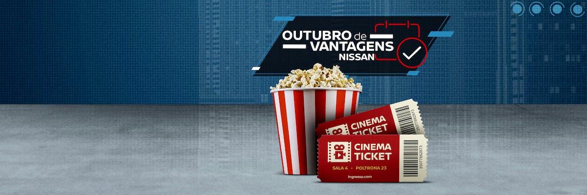 Ganhe um par de ingressos de cinema