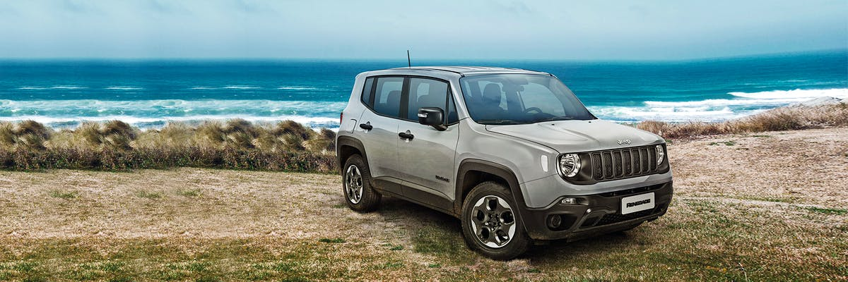 Jeep Renegade 1.8 Flex AT 2020