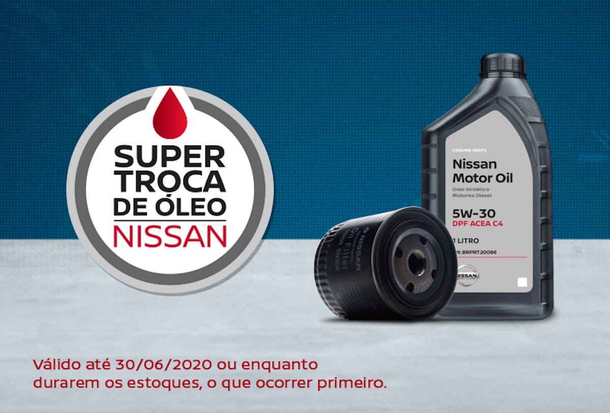 Nissan Motor Oil Sintético 5W-30 DPF ACEA C4