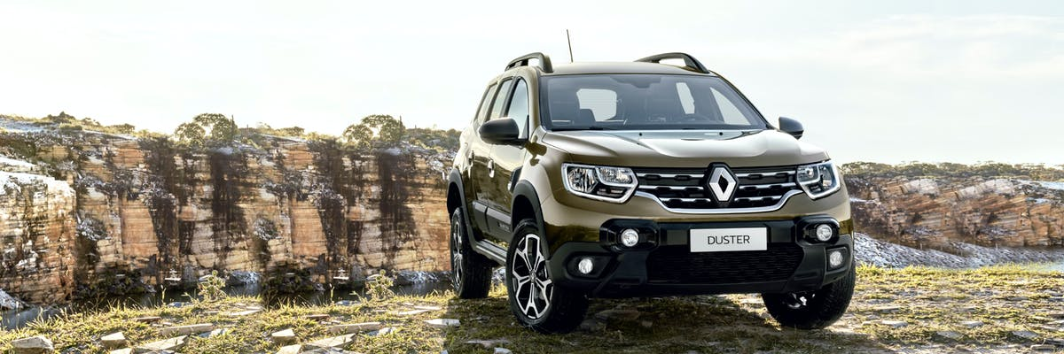 Renault Duster Iconic
