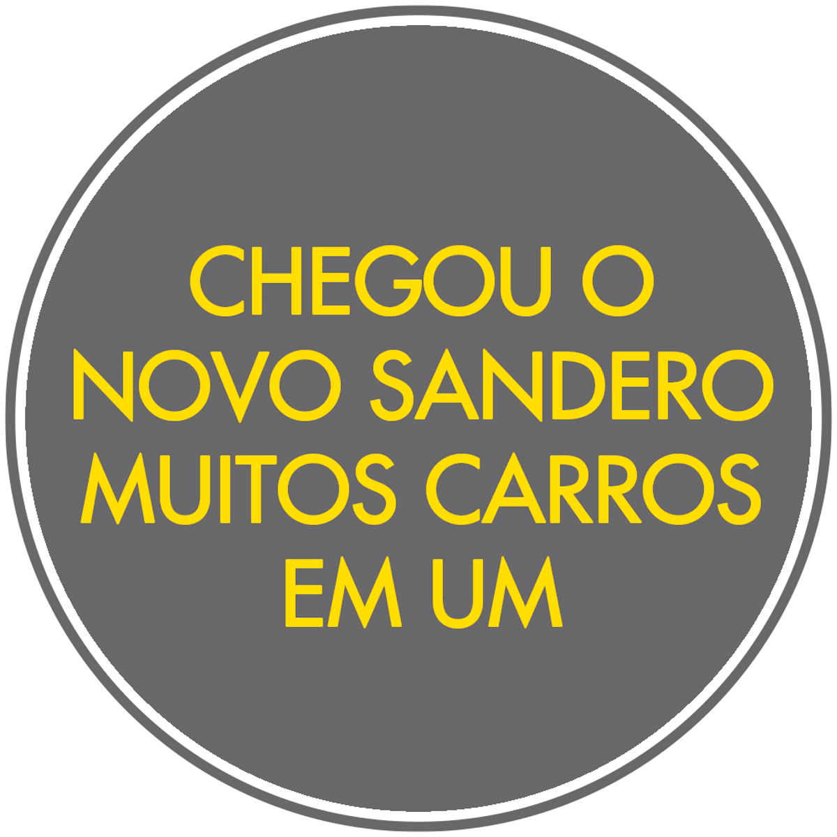 Sandero GT Line 1.0 2021