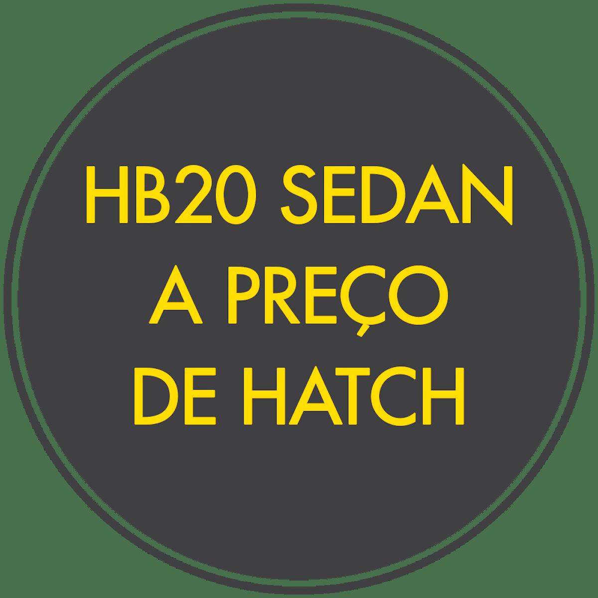 HB20s Nova Geração