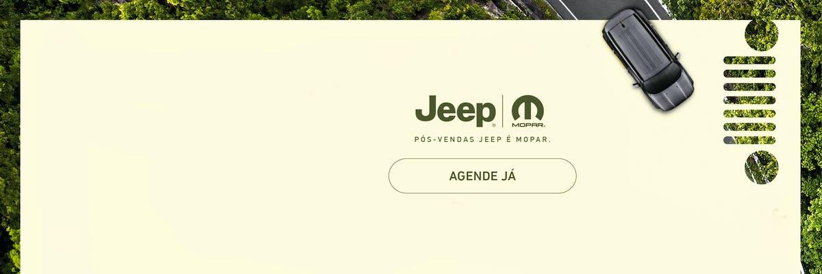 Se ainda não fez a Revisão do seu Jeep